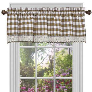 Online Shopping Bedding Furniture Electronics Jewelry Clothing More Buffalo Check Curtains Valance Valance Curtains