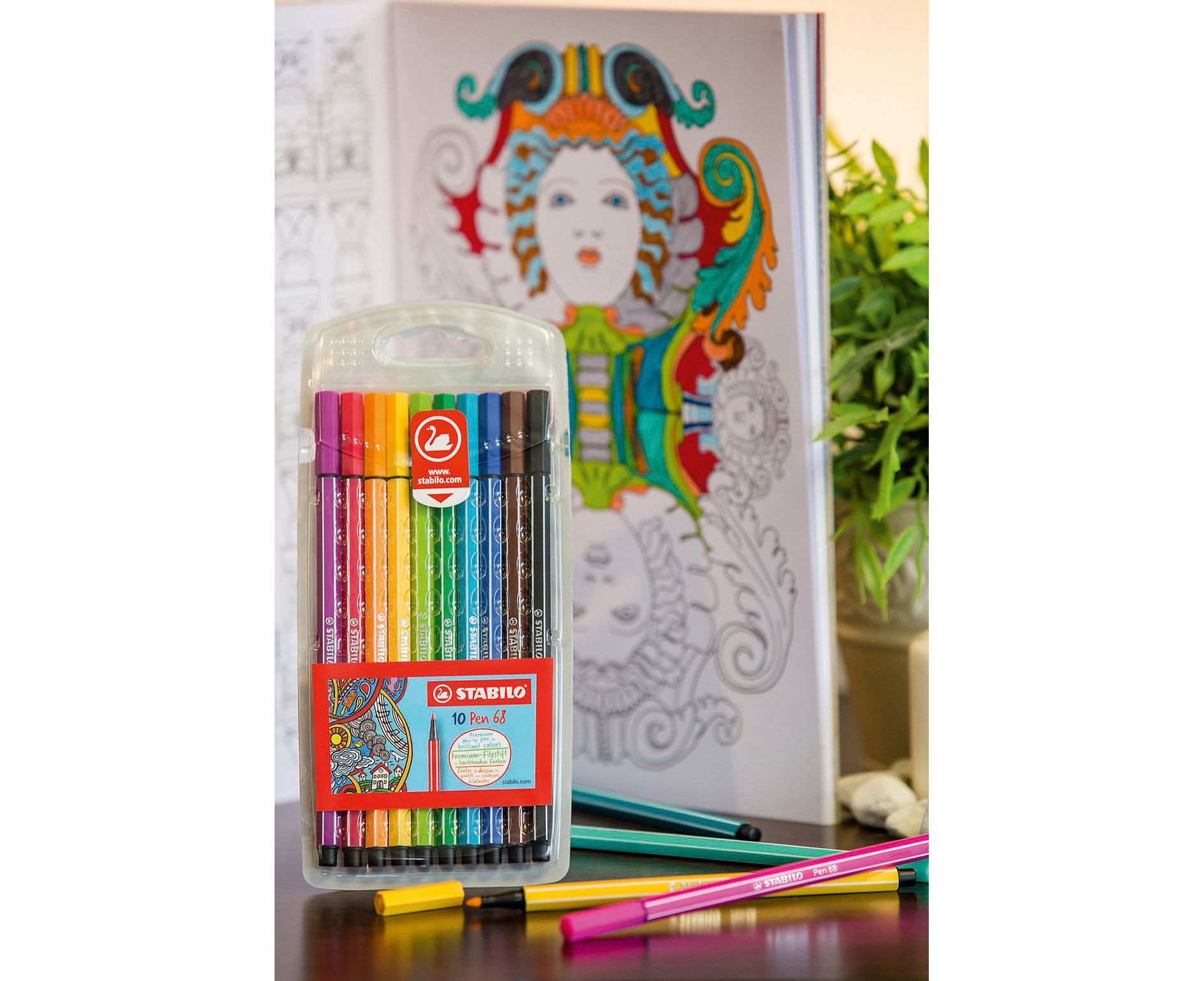 Ryman Colouring Pencils Pack of 24