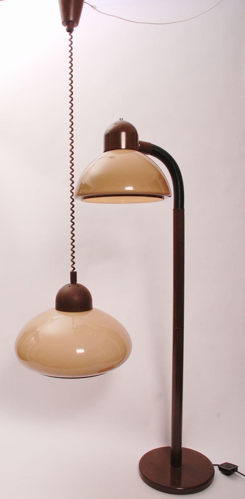 mid century pendant lighting. 70\u0027s mushroom lamp set - retro, vintage, mid century. century pendant lighting
