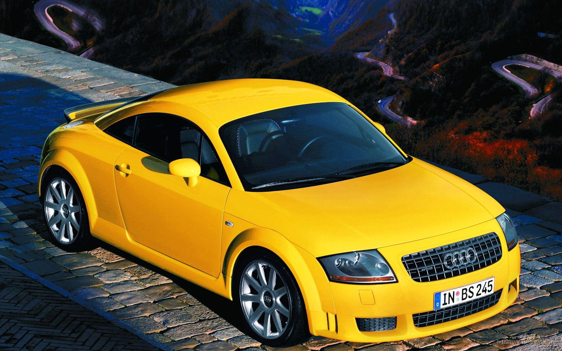 2000 Audi Tt 2000 Audi Tt Quattro Photo Wallpaper Audi