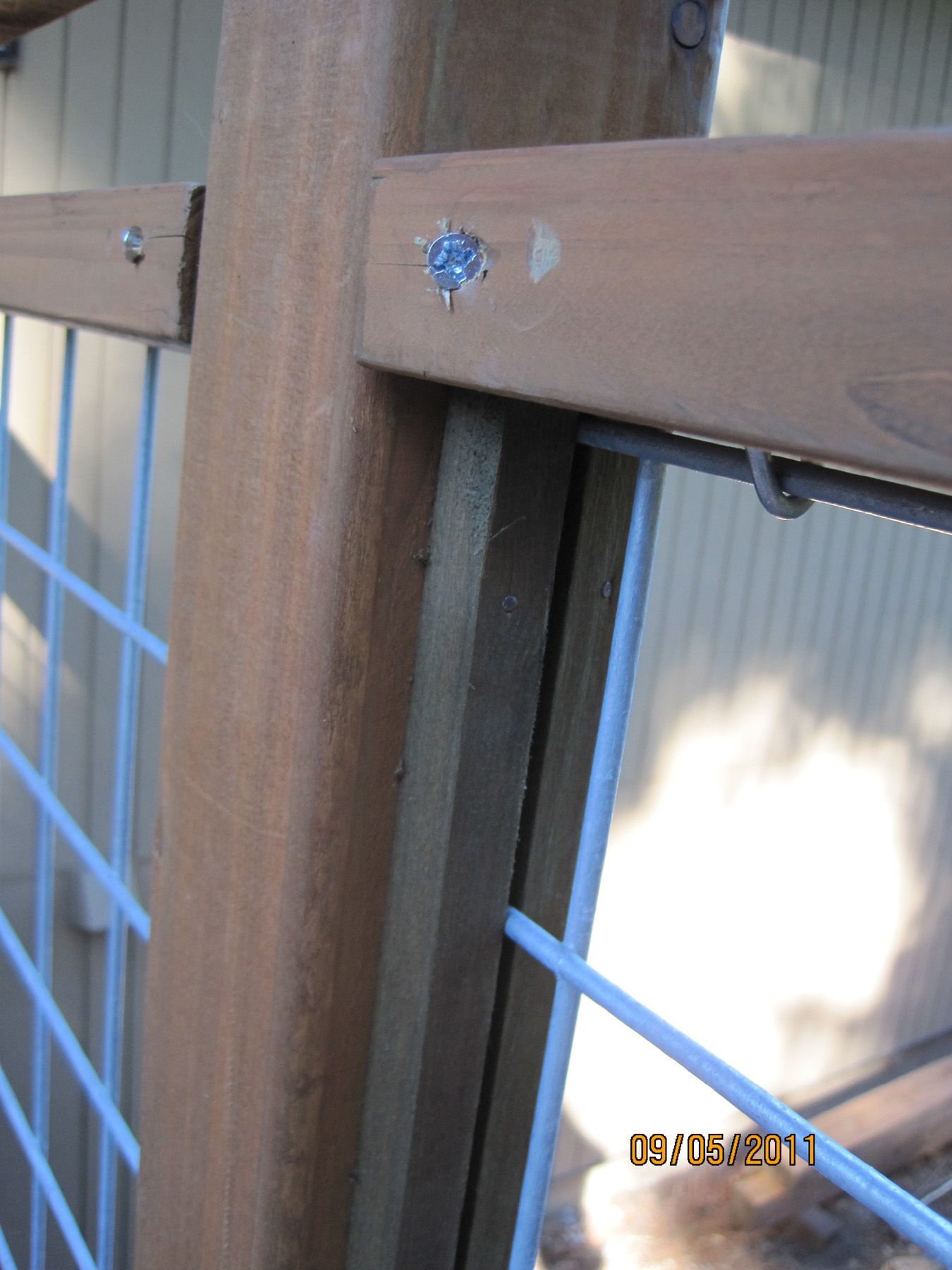 Do It Yourself Home Design: Do-it-yourself Deck Railing Is Done!