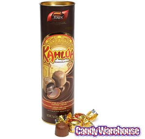 Just found Kahlua Liquor Filled Chocolates: Tube Thanks for the
