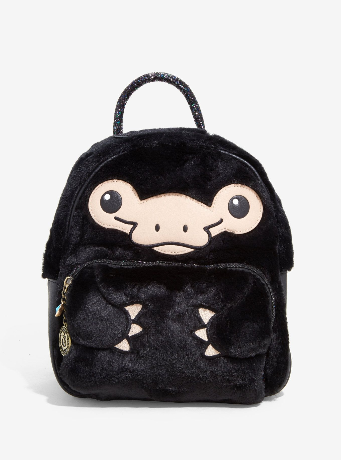 c6e6a04fc Baby Nifflers got your back // Fantastic Beasts The Crimes Of Grindelwald Baby  Niffler Mini Backpack