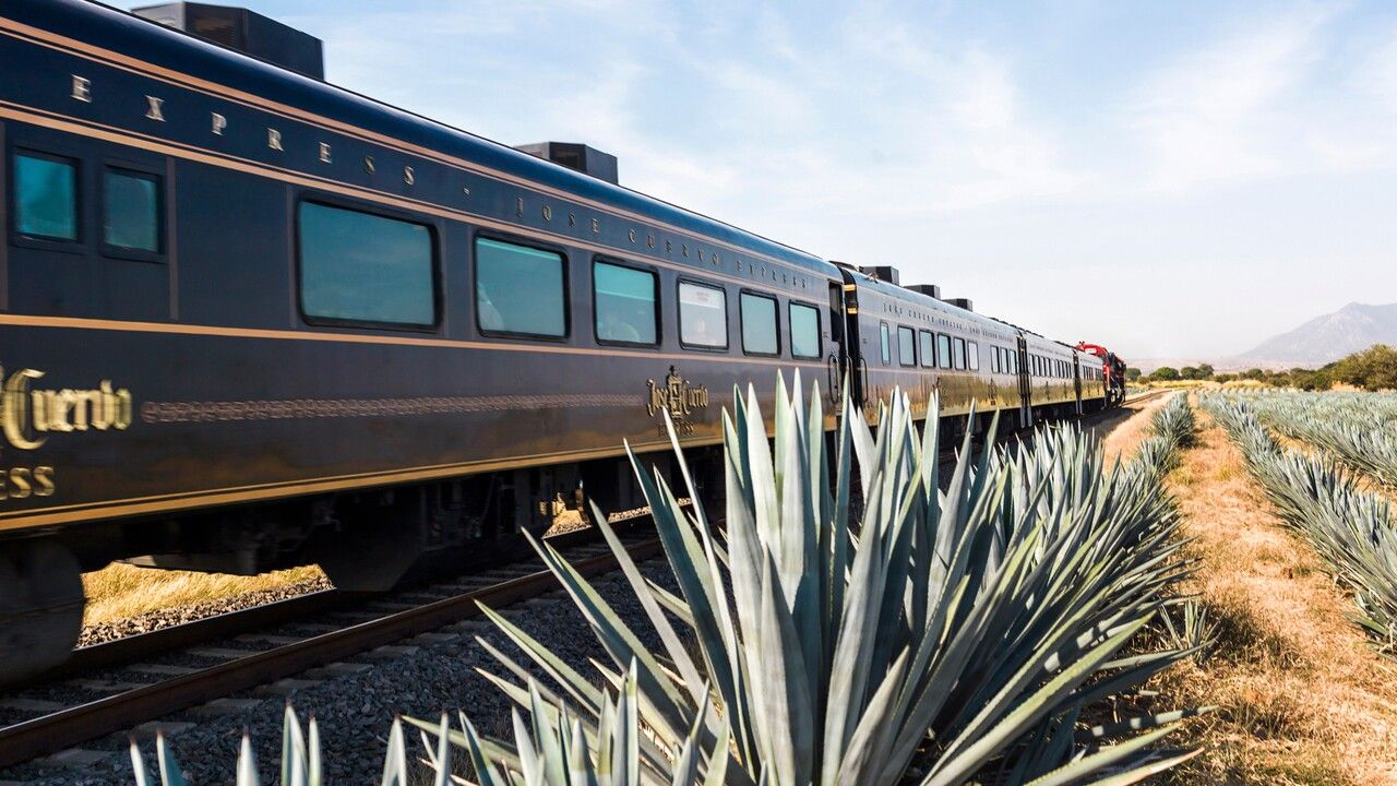 The All You Can Drink Tequila Train Now Comes With Custom Cocktails And An Elevated Open Bar Experience Jose Cuervo Travel And Leisure Trip
