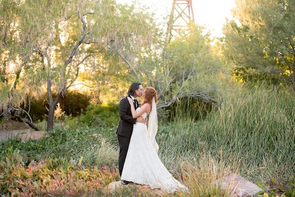 Aisle Perfect feature: Desert Botanical Garden Wedding at Springs Preserve in Las Vegas