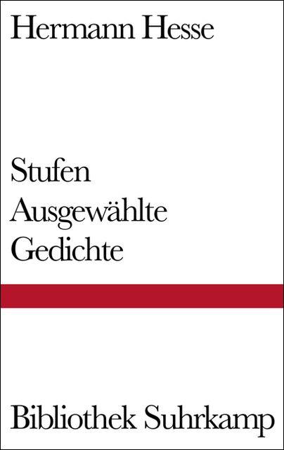 Ausgewählte Gedichte Bücher Begeisterung Hermann Hesse