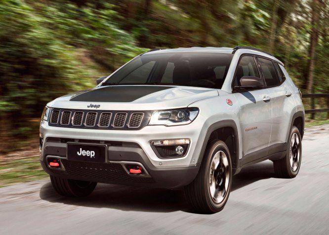 Proxima Geracao Do Jeep Compass 2017 Estreia No Brasil Jeep Suv