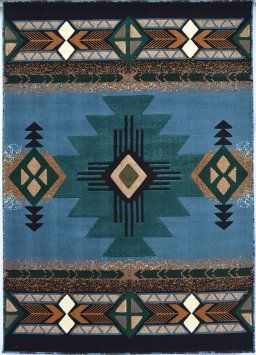 Rugs 4 Less Collection Southwest Native