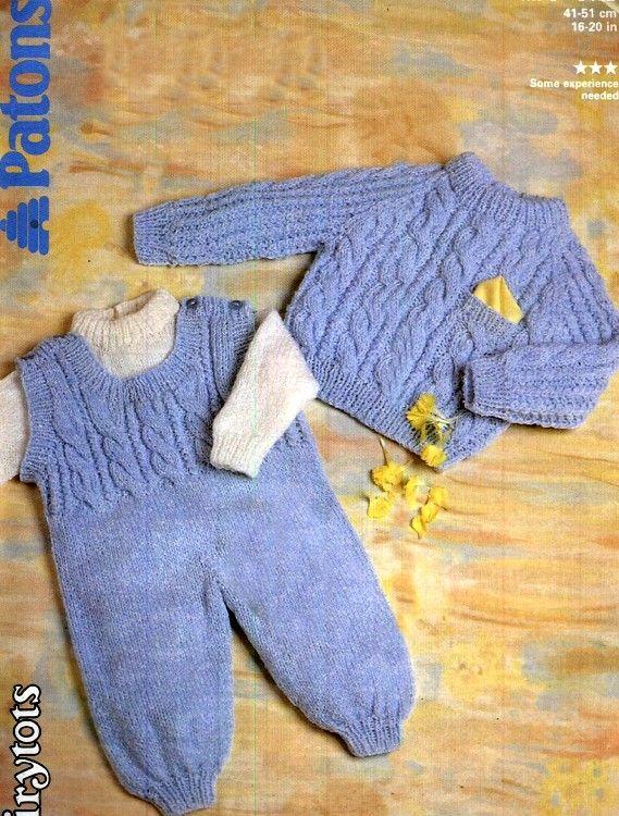 Patons Knitting Patterns for Baby | вязание//crochet & knitting ...