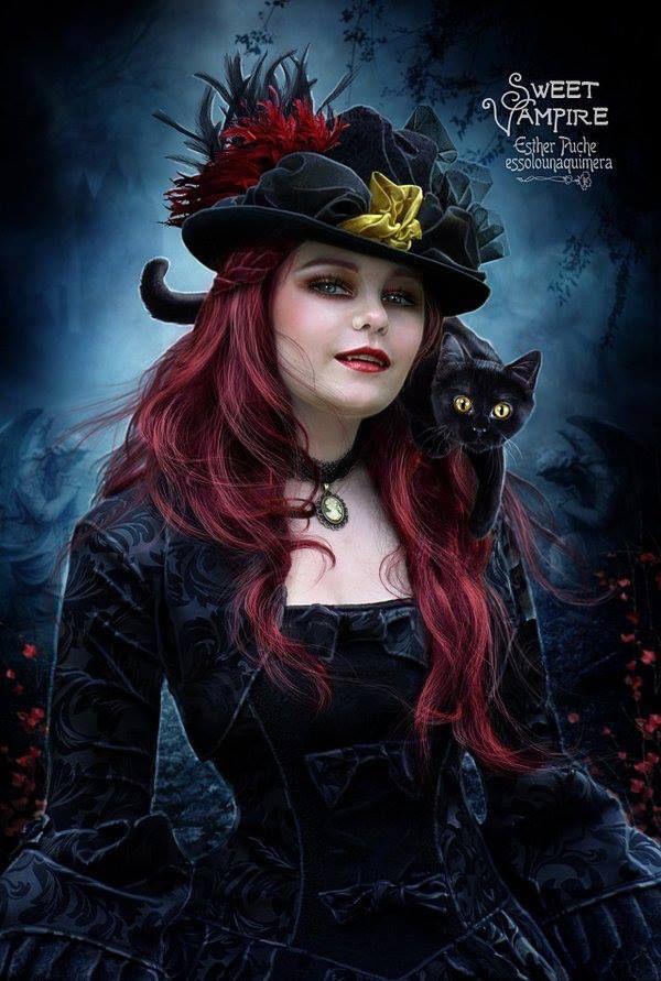 witch senior Mimi beauty