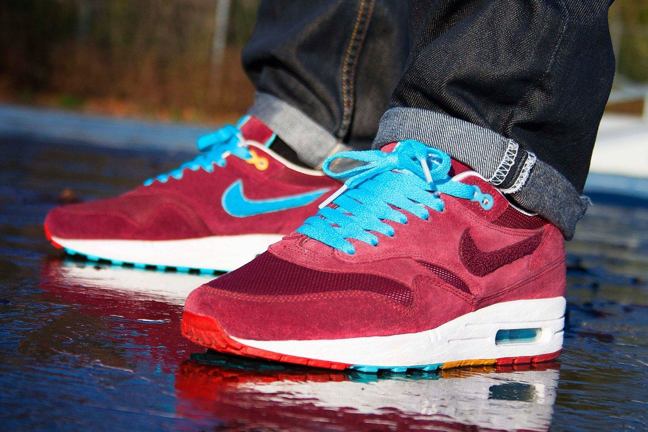 e87703b291e1 Nike x  Parra x  Patta  AirMax1 This super limited  AM1 is a ...
