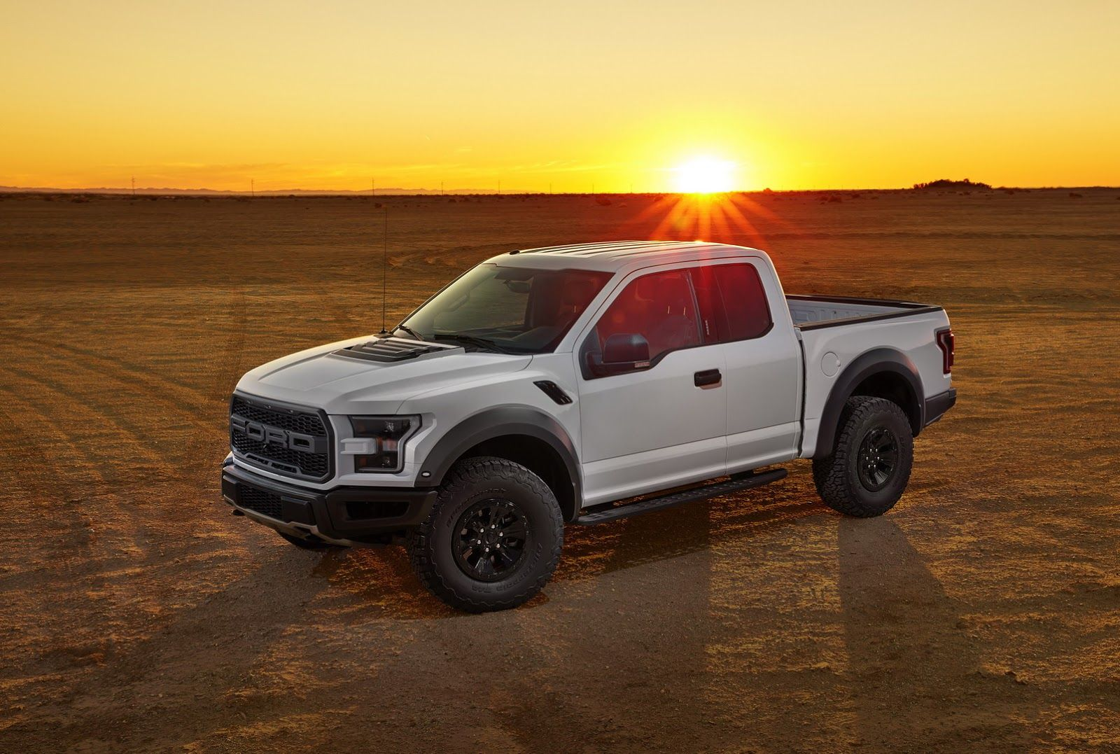 2017 Ford F 150 Raptor Confirmed With 450 Hp And 510 Lb Ft V6 Turbo Ford Raptor Ford Svt Ford