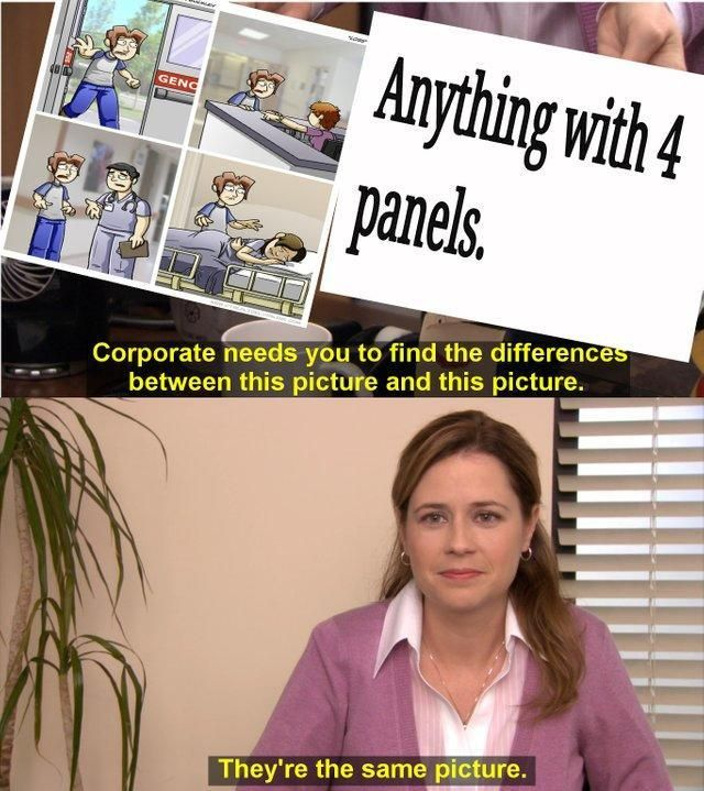 OldOfficeQuote Identifies Two Things That Are Alike #TheOffice #Officememes #Stevecarell #Michealscott #pam #pamtheoffice #theoffice #office #Jim #lol #officequotes #funny #funnymemes #photoshop #memes #meme #pammemes #officememes #quotes #funnyquotes #funnyoffice