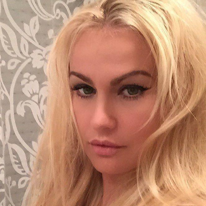 #EvaHenger Eva Henger: #buonanotte #goodnigt #everybody #goodnightkiss #blond #evahenger #instagood #Instagram #instanigt