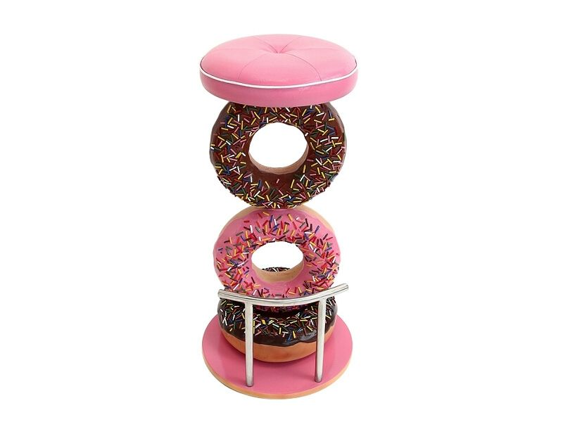Doughnut Chair +Click To Enlarge