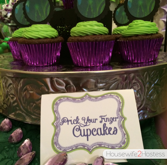 MALEFICENT PARTY -The photos are just a sneak peak of all the tips and tricks we have for you to host your own party, for adults or children! We'll show you sinister snacks, a Maleficent makeup tutorial, thrifty party decor, malicious mocktails, and recipes galore. Set a date now, because you'll want to start planning ASAP after we unleash all the wicked ways you need to throw the party of the year!