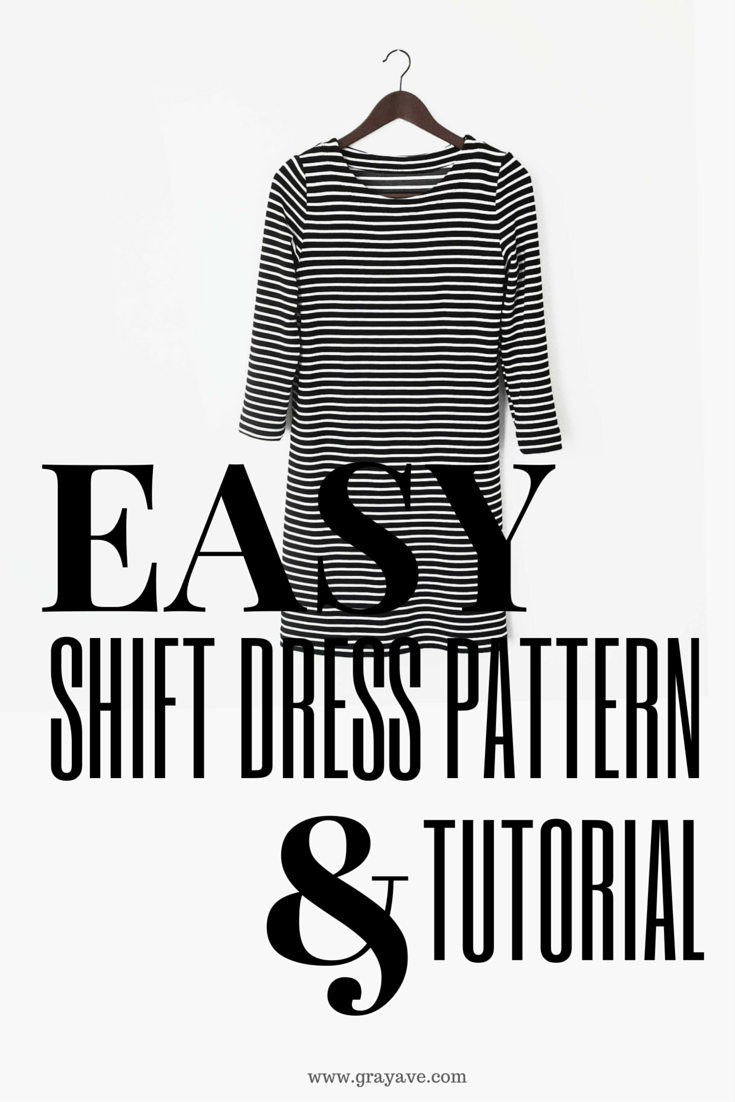 I 39 M Convinced Shift Dresses Should Be The New Jeans A Solid Shift Dress Pattern Can Be Used To F Shift Dress Pattern Sewing Patterns Free Sewing Dresses