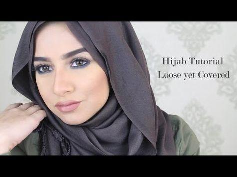 Youtube Hijab Tutorial Hijab Style Tutorial Pashmina Hijab Tutorial