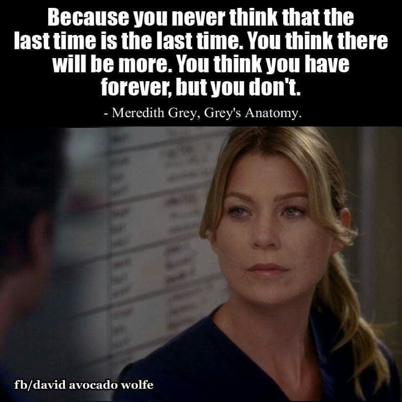 Grey's anatomy...love this quote | Grey's Anatomy ...
