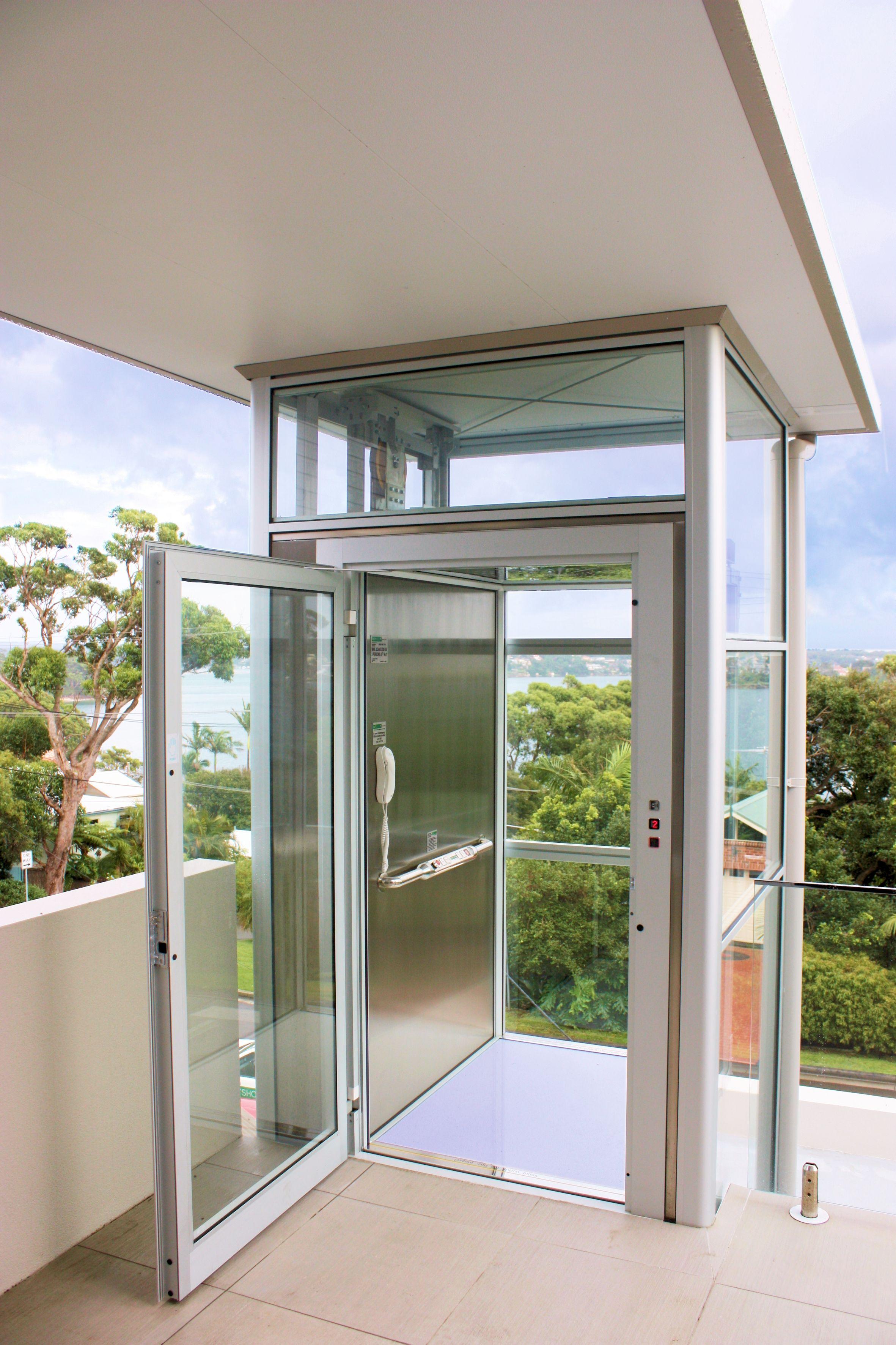 Elevator boutiques freedom lift model bundeena 2013 for Home elevators direct