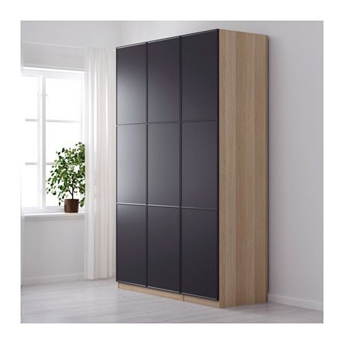 pax wardrobe standard hinges ikea mom 39 s room pinterest kleiderschrank schrank und pax. Black Bedroom Furniture Sets. Home Design Ideas