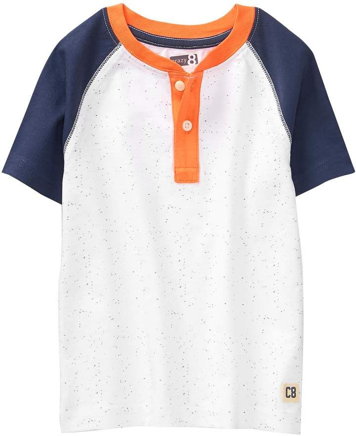 Yimo Watercolor Painting Unisex Toddler Baseball Jersey Contrast 3//4 Sleeves Tee