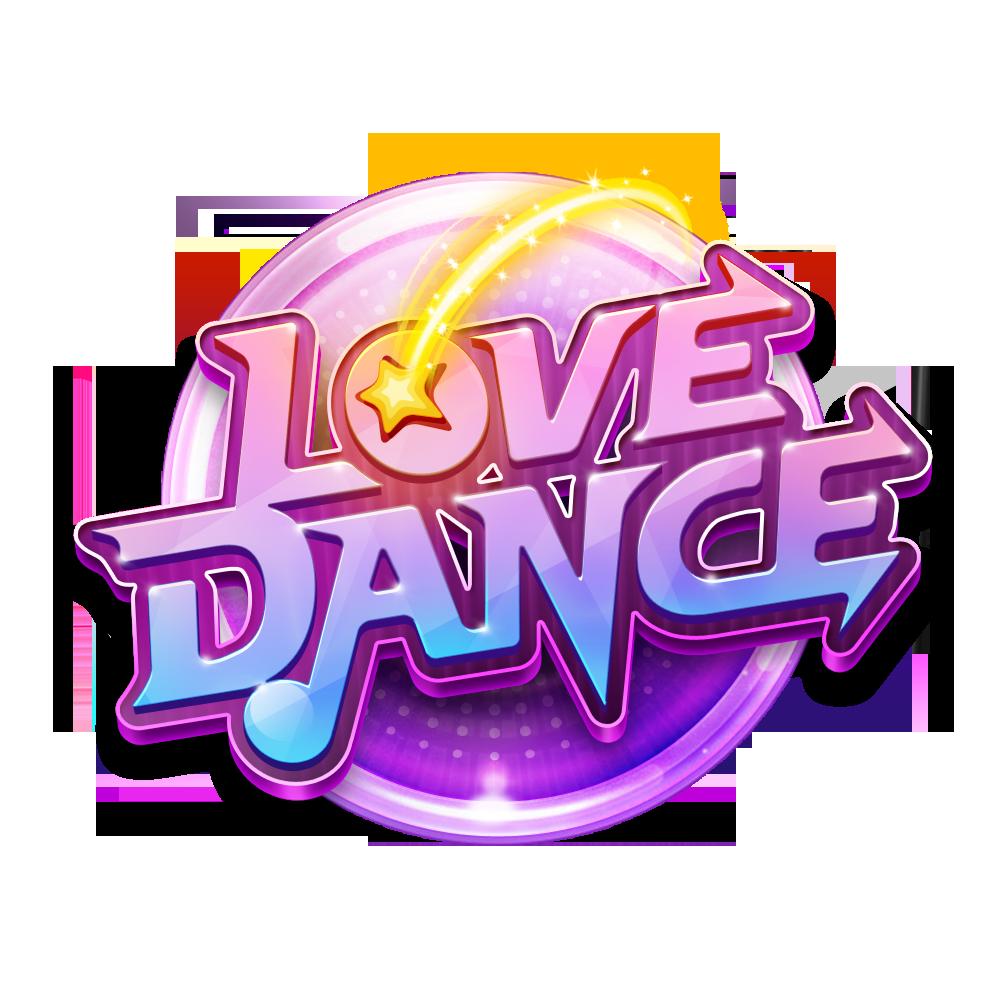 Love Dance Mobile Now Available On Ios Dance Logo Toys Logo Game Logo Design
