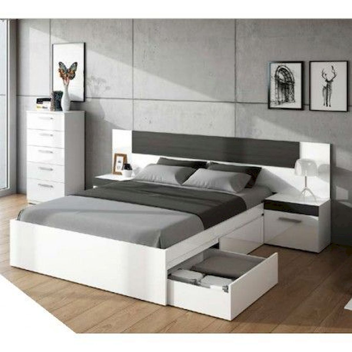 60 Brilliant SpaceSaving Ideas For Small Bedroom in 2020