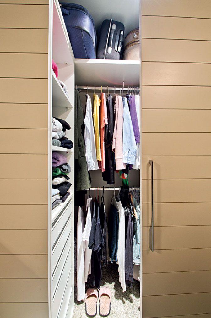 Closets possíveis para sua casa