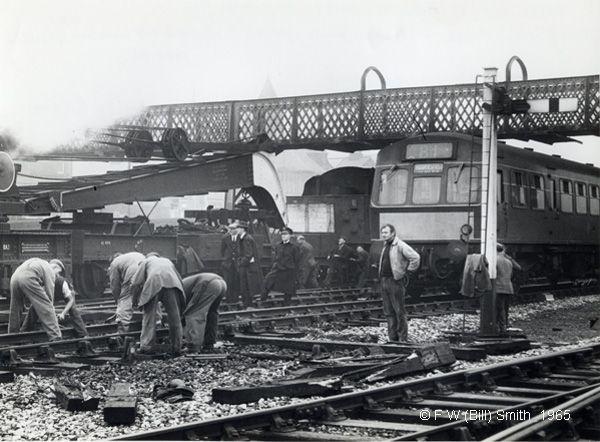 Train derailment Ilkley