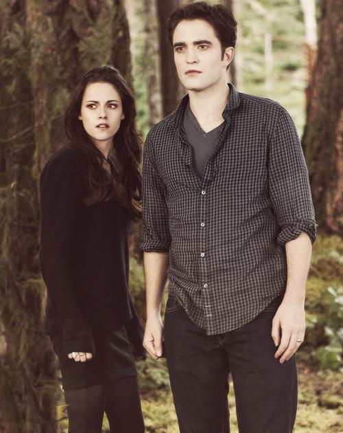 Twilight Saga, 2008-2012.