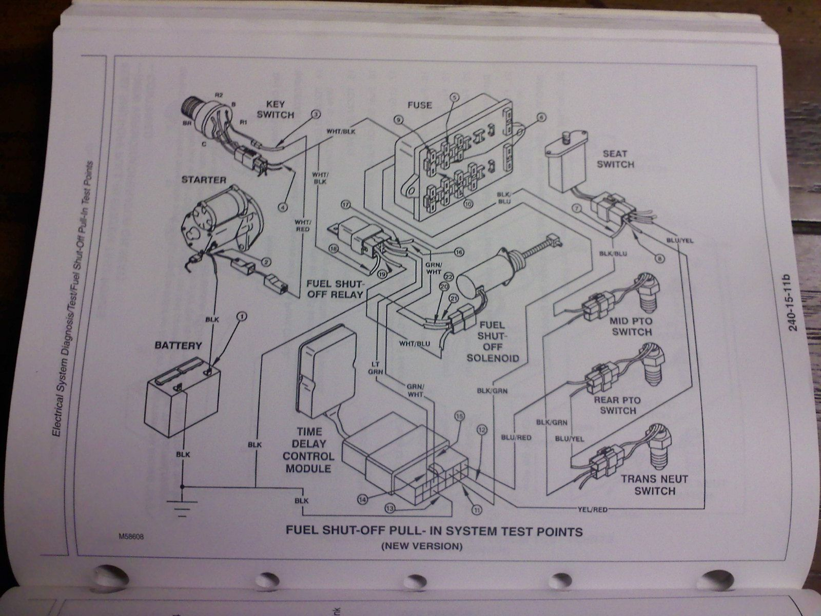 John Deere 5103 Wiring Diagram Schematic Diagrams 5310 790 Tractor Wire Center U2022