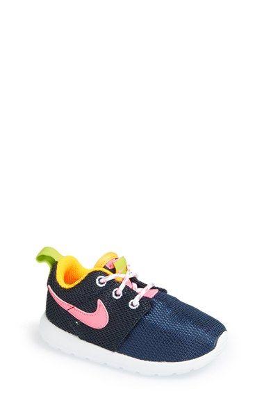 newest 85407 e2032 Nike  Roshe Run  Sneaker (Walker, Toddler   Little Kid) available at   Nordstrom