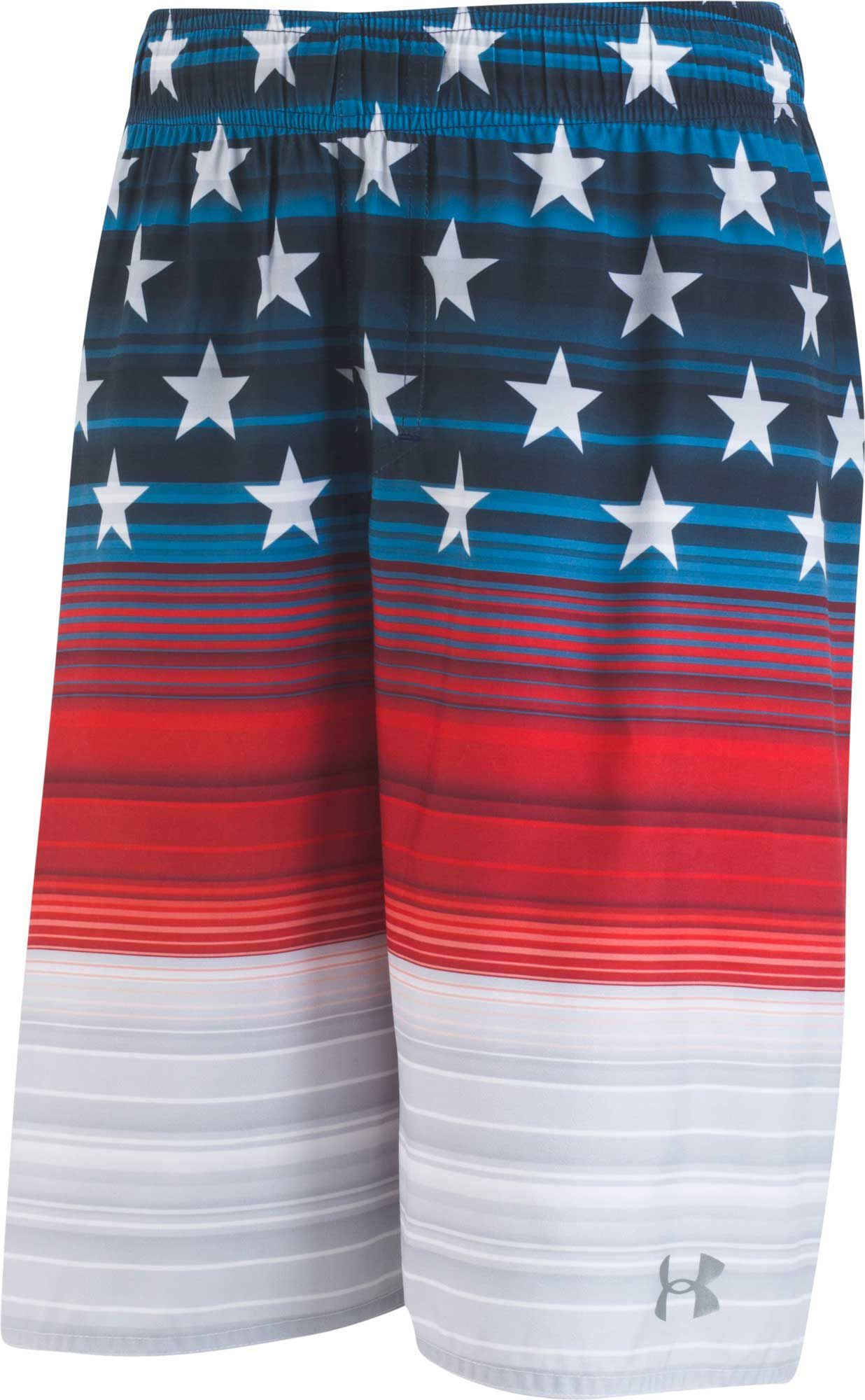 276dd2d7f8 Under Armour Boys' Americana Striped Volley Board Shorts | Products