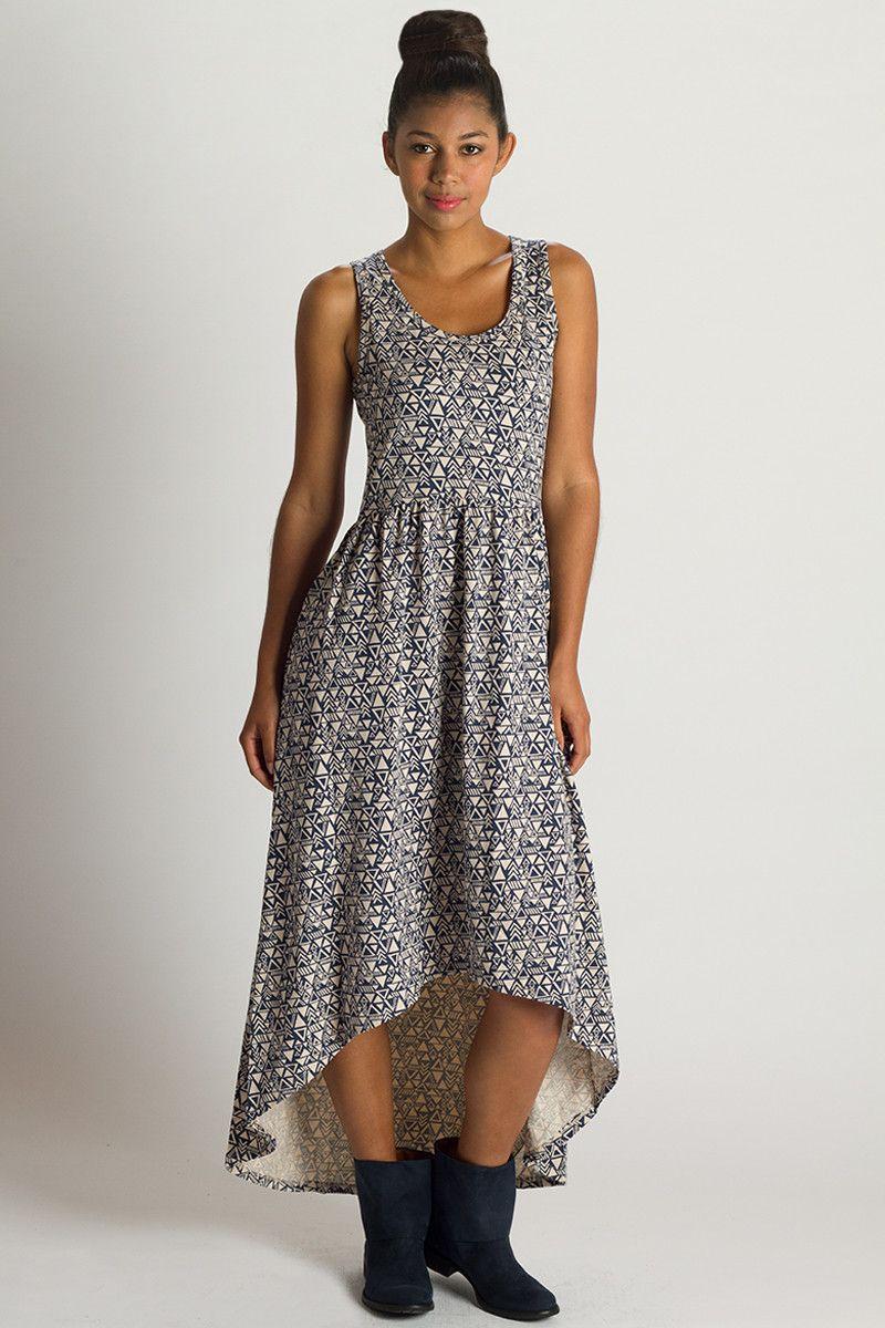 Hot pink maternity maxi dress  Organic Cotton High Low Maxi Dress  Mata Traders  The CLoSeT