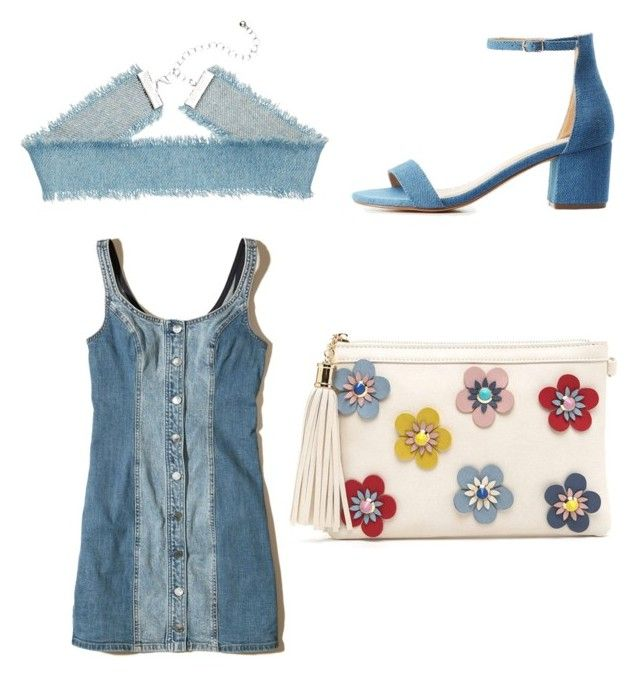 """""""Untitled #295"""" by eliz171 on Polyvore featuring Charlotte Russe and Hollister Co."""