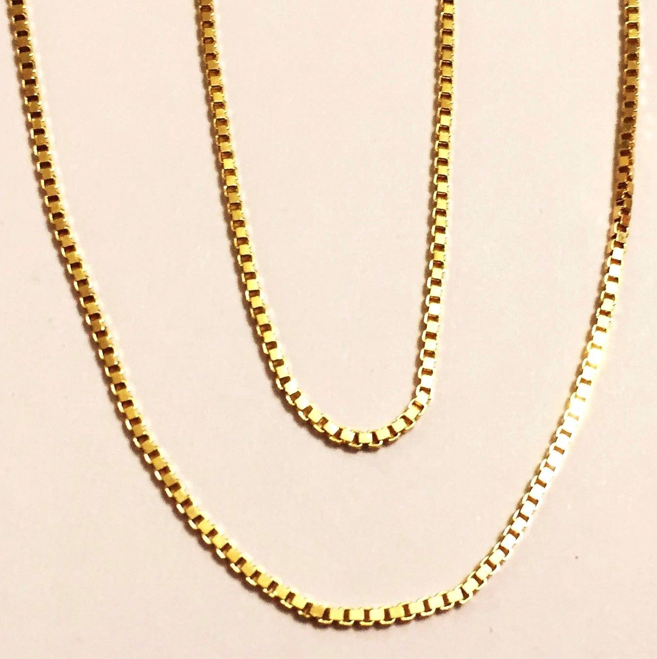 3 Ways To Avoid Buying Fake Gold Chains Chains Gold and Gold