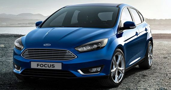 Win a Ford Focus and Trip to LA with American Idol