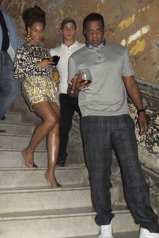 Beyonce and jay z 5th wedding anniversary