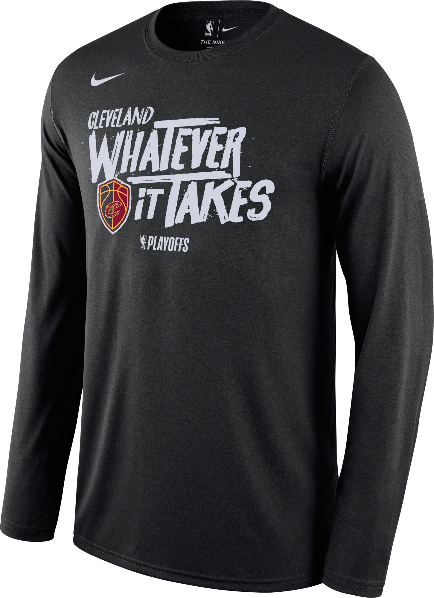 Nike Men's Cleveland Cavaliers 2018 Playoffs
