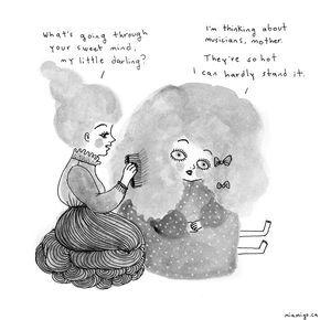 Imaginary Friend by Ani Castillo