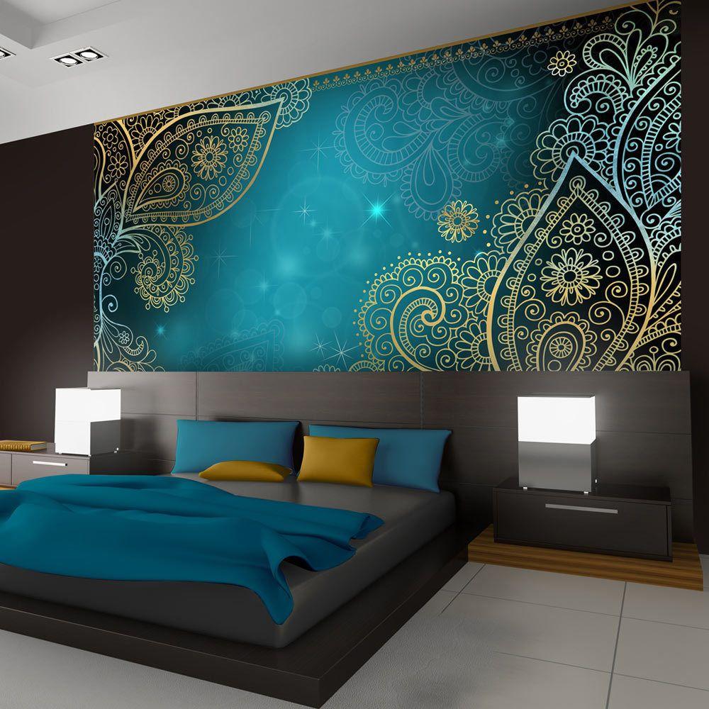 vlies fototapete 3 farben zur auswahl tapeten orient. Black Bedroom Furniture Sets. Home Design Ideas