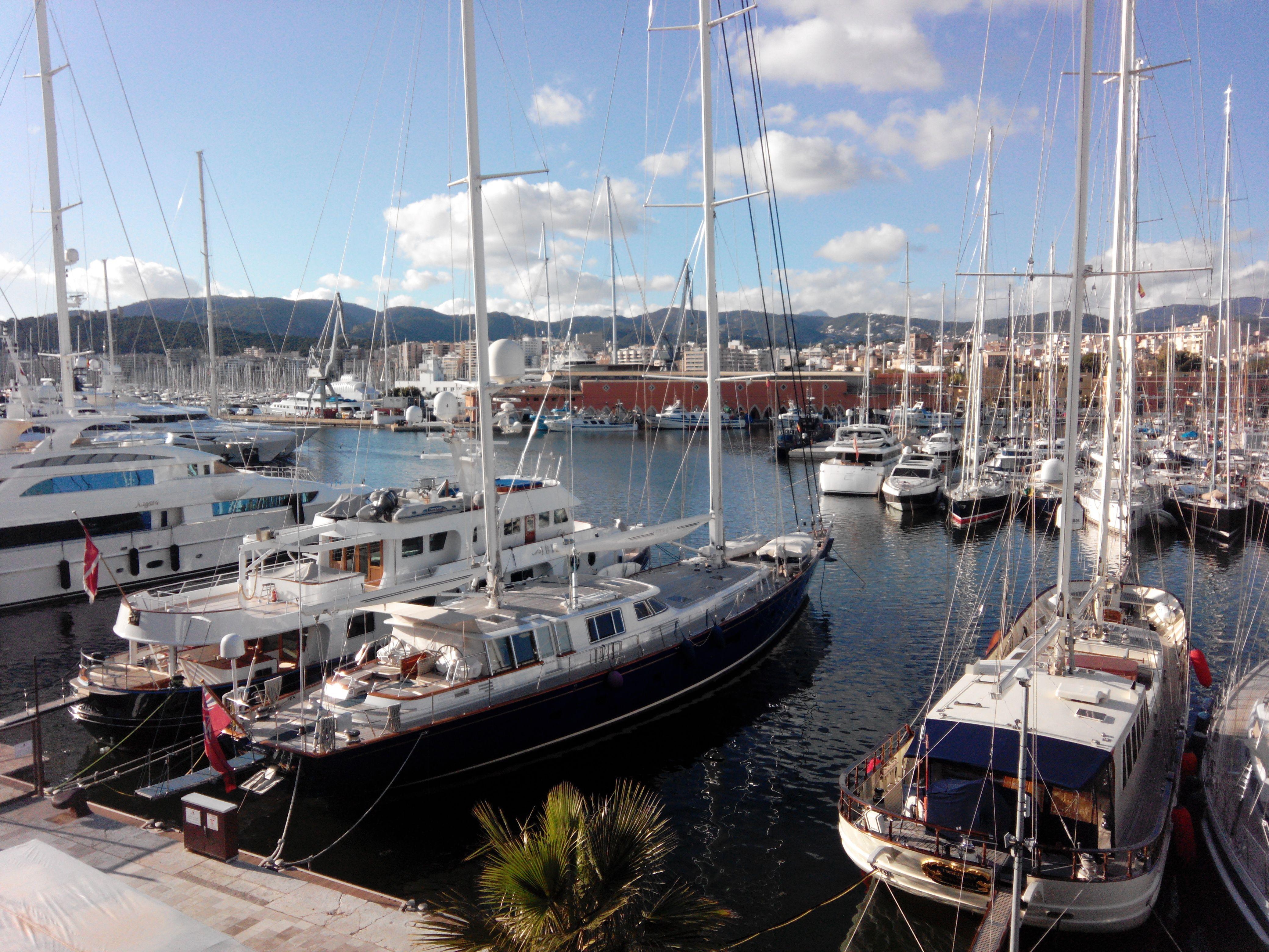 El Puerto de Palma de Mallorca (o Puerto de Baleares) es un puerto pesquero, comercial, de pasajeros y deportivo de la ciudad de Palma de Mallorca, España.