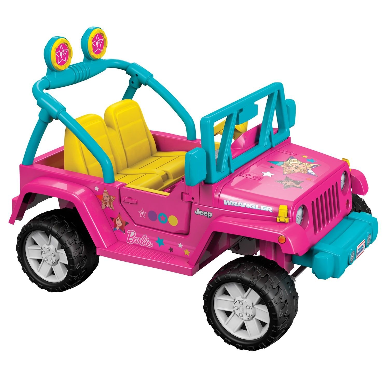 Power Wheels Barbie Jeep Wrangler Affiliate Wheels Sponsored Power Barbie Wrangler Kids Jeep Jeep Wrangler Power Wheels