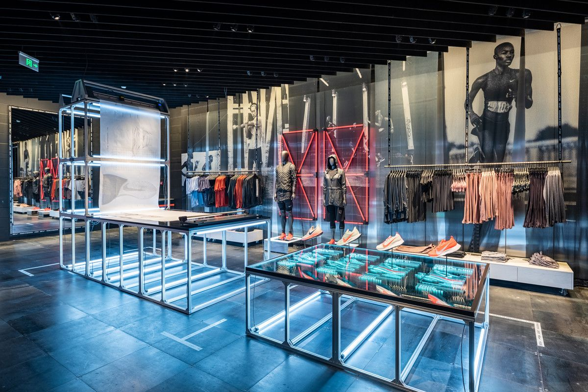 Nike Opens Their First House Of Innovation At Nike Shanghai Nike