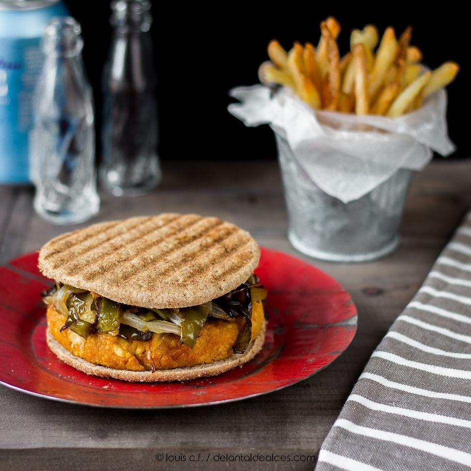Hamburguesa pepita recipe vegan fast food vegan burgers and vegans forumfinder Image collections