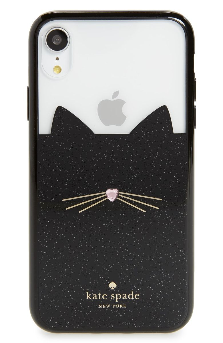 the best attitude b8118 1f960 Free shipping and returns on kate spade new york jeweled glitter cat ...