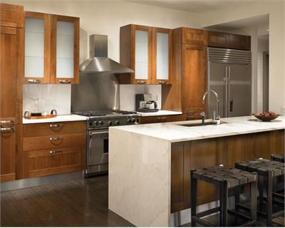 Casual Contemporary Kitchen by Gary Lee   kitchen   Pinterest ...