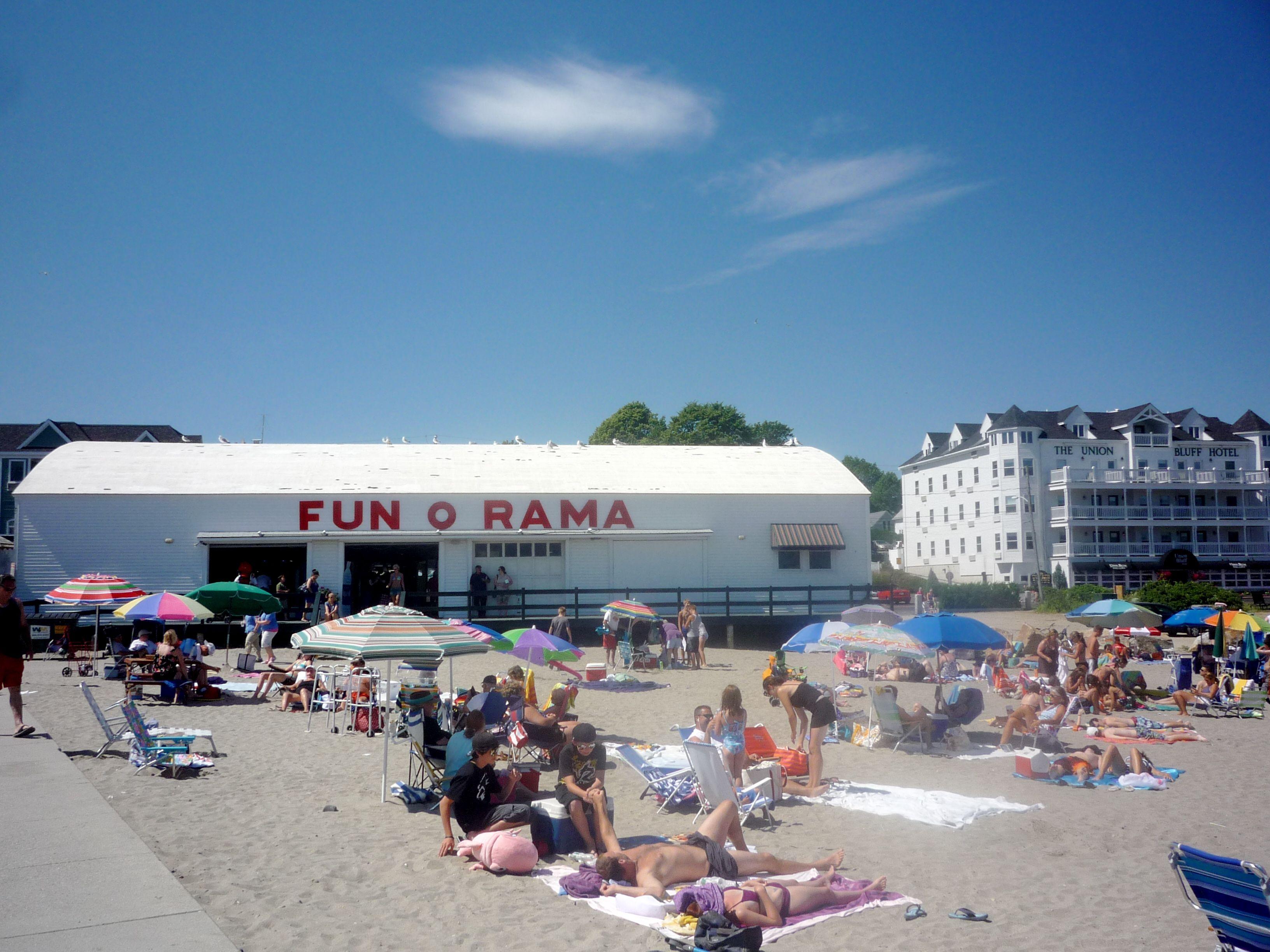 Summer Fun At Short Sands Beach York Maine Http