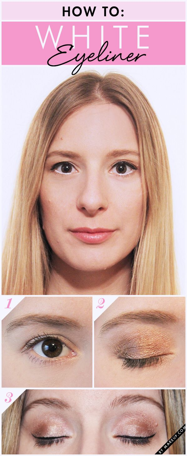 how to make your eyes look wider apart